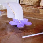 Sailing Away: Homemade Sailboats