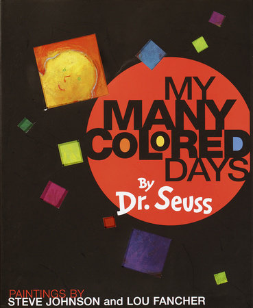 My Many Colored Days book by Dr Seuss