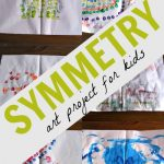 Math Art: Symmetry Project for Kids