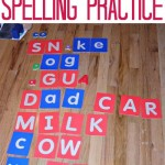 Simple Spelling Practice Activity