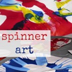 Spin, Spin, Spin: Active Art Project