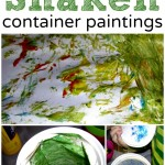 Active Art for Kids: Shaken, not Stirred