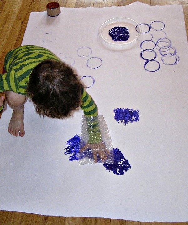Easy art idea for kids