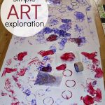 Easy Peasy Art: Free Art Exploration for Kids