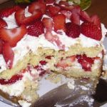Cooking by the Book: Strawberry Shortcake