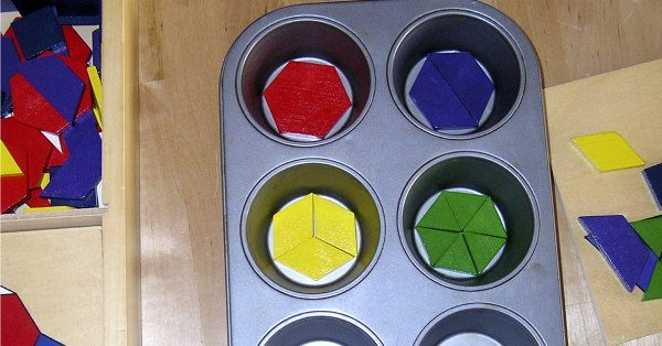 preschool pattern blocks for geometry learning