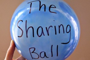 The Sharing Ball