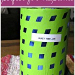 Shhhh…. It's Quiet Time: The Activities Jar
