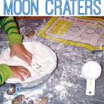 Moon Lesson: Making Craters Activity