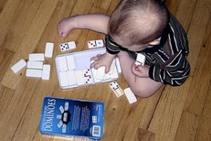 Dominoes for Babies