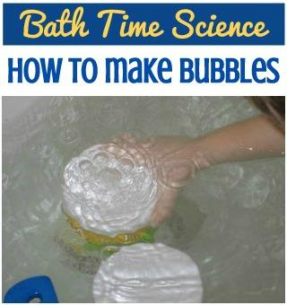Bath Bubble Science