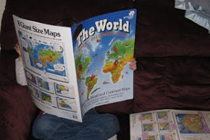 World View – Atlas for Kids