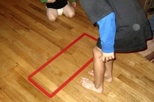 The Amazing Rectangle: How to Inspire Cooperative Sibling Play Time