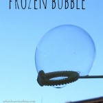 Blow a Frozen Bubble