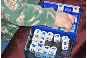 Boggle for Toddlers and Preschoolers