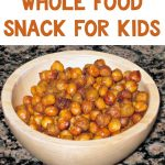 Yummy Whole Food Snack for Kids