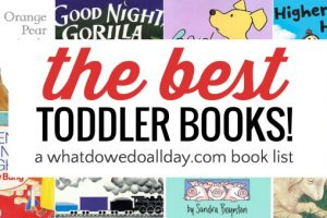 The best toddler books parents will enjoy reading.