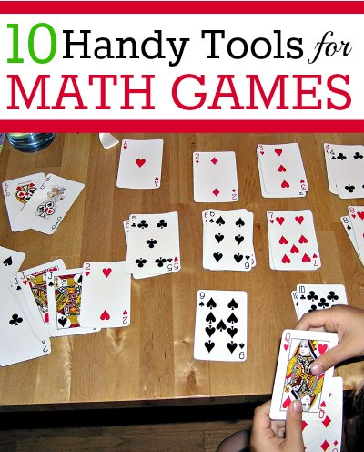 Tools For Making Math Games At Home