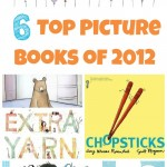Our Top Books of 2012 (And It's Only March!)