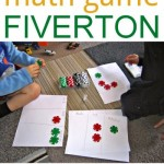 Easy Math Game: Fiverton