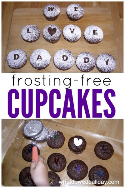 Cute And Easy Frosting Free Cupcake Decorations
