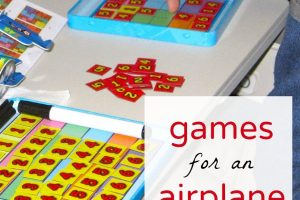 Games for the Airplane