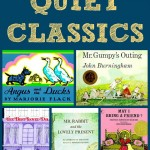 Children's Picture Books: Quiet Classics