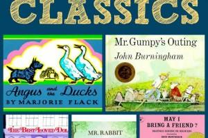 Children's Picture Books: Quiet Classics