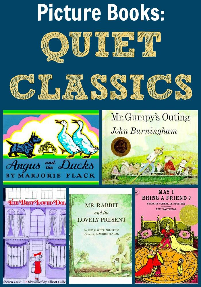 Classic Childrens' Picture Books