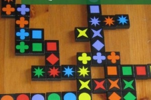 Qwirkle is a fun strategic family game
