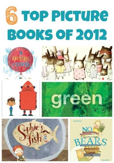 best picture books 2012
