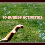 10 Fun Bubble Activities for Kids