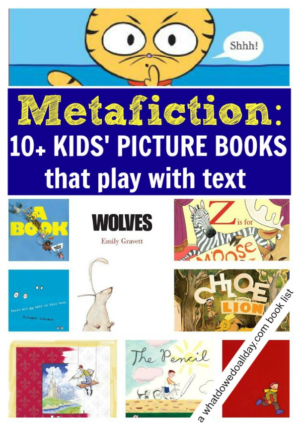 metafiction essay The entertainment landscape is littered with examples of metafiction read on to learn a definition of metafiction and to go over a few examples of.
