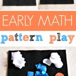 Pattern Play for Toddlers and Preschoolers