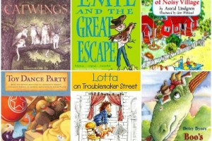 50+ Chapter Books for Preschoolers and 3 Year Olds