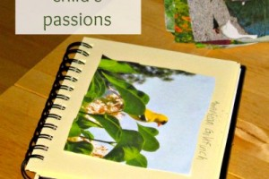 Nurture your child's passion with a hobby book