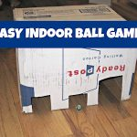 Easy Indoor Ball Game