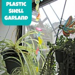Shrink Plastic Shell Garland