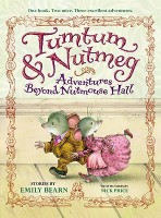 Tumtum and Nutmeg book