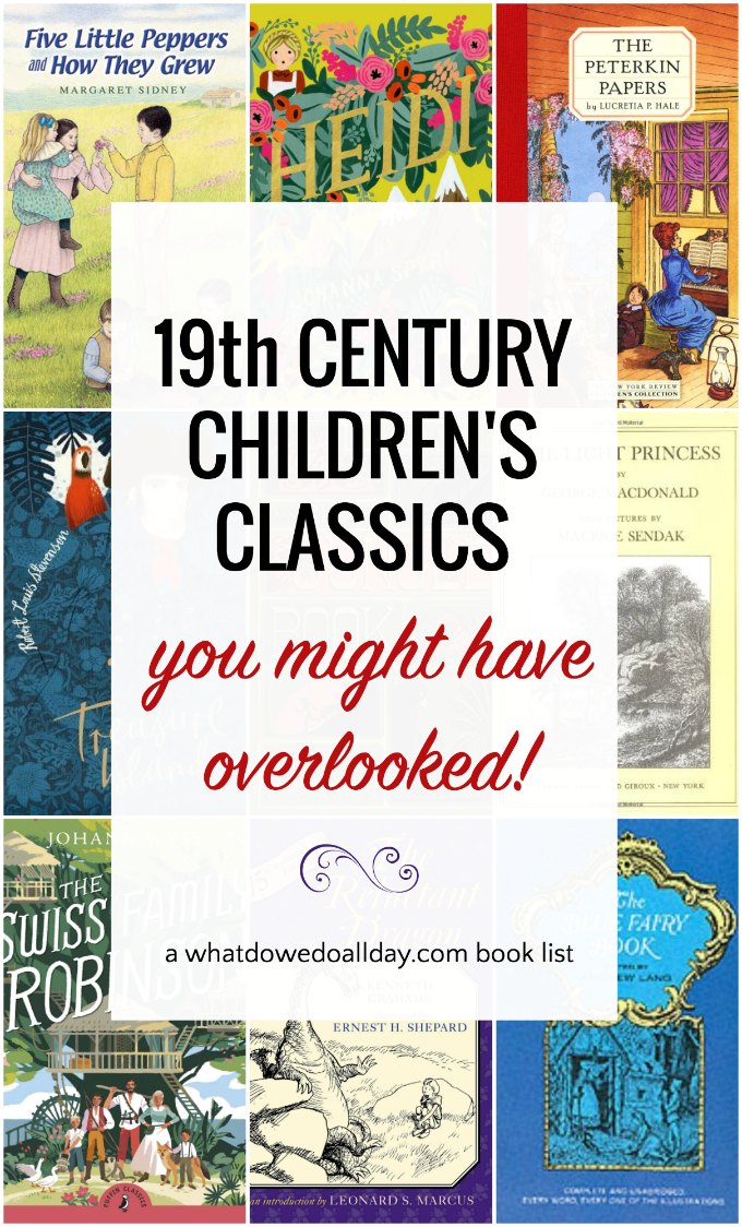 Classic children's books you might have missed but are still worth reading aloud to your kids!