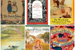 Classic Children's Books By The Decade: 1900s