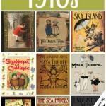 Classic Children's Books By The Decade: 1910s