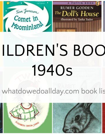 1940s classic children's books that fly under the radar