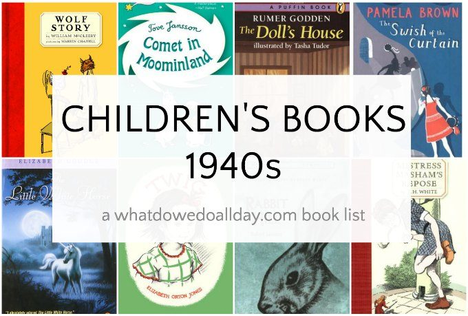 Fantastic 1940s Children S Books That Fly Under The Radar