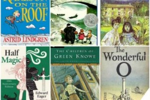 Classic Children's Books By The Decade: 1950s