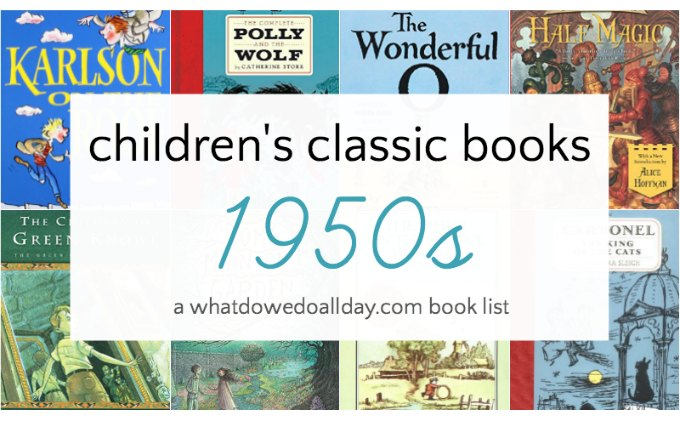 1950s children's books that kids will love