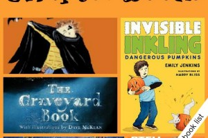 17+ Halloween Chapter Books for Kids