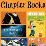 Halloween Chapter Books for Kids