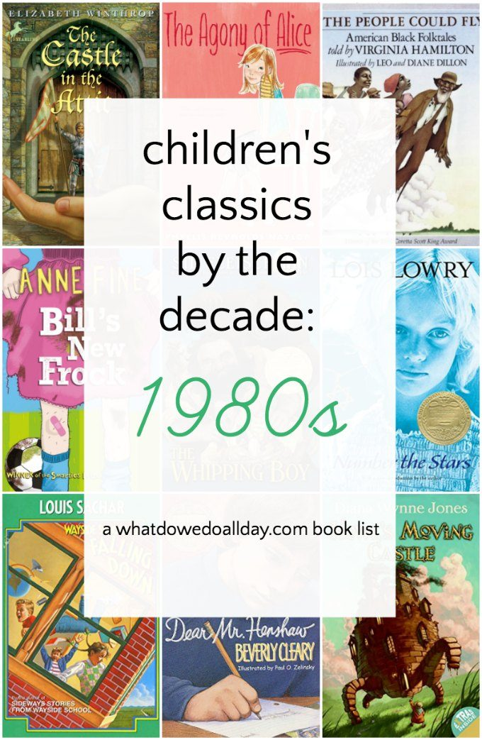 1980s Classic Children S Books That Kids And Parents Still Adore