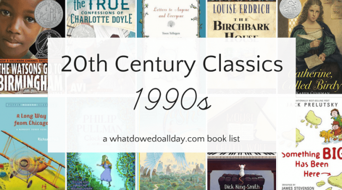 1990s children's books that are modern classics